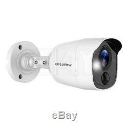 Dvr Hd 1080p 4 Ch 4 Caméras Accueil Sécurité Système De Caméra De Surveillance 1tb Hdd USA