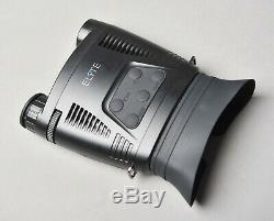 Elite Night Vision 200m 3.5x Optique 2x Jour Numérique 850nm Nv Ir Nuit LCD Viewer