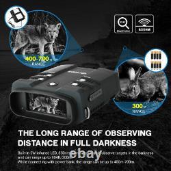 Esslnb Digital Vision Nocturne Jumelles Illuminateur Infrarouge LCD Caméra D'image Hd