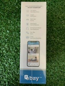 Eufy Security Wired 2k Video Doorbell E82021f2 Flambant Neuf Scellé