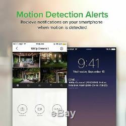 Ezviz Triple Hd 3mp Hdd Dvr 16ch 2tb Mouvement Smart Home Système De Sécurité Cs-vr116d