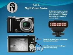 Full Spectrum Night Vision Digital Infrarouge Ir Camera Paranormal Ghost Hunting