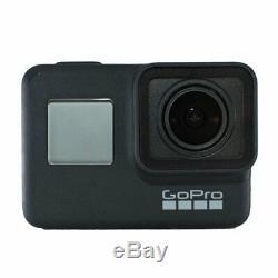 Gopro Hero7 Caméra Noir Action Numérique Étanche 4k Vidéo Hd 12mp + 32go Kit