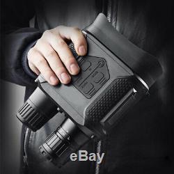Hd Numérique Nv400b Vision Nocturne Infrarouge Chasse Binocular Portée De La Caméra Vidéo Us