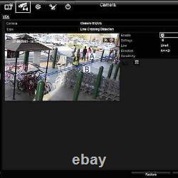 Hd Tvi 16ch Dvr 1080p Lts Ltd8316k-et 16ch Hd-tvi Hybride Tvi/analog/ip, Nouveau
