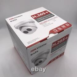 Hikvision 8mp 4k Caméra Ip Ds-2cd2385fwd-i Dome Camerale De Dome De La Carte Sd Carte Sd Ip67