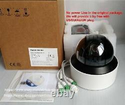 Hikvision Oem Ds-2de4a425iw-de 4mp 25xptz Caméra Darkfighter Poe + Smart-suivi
