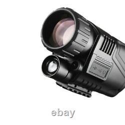 Infrarouge 5x40 Night Vision DV Telescope Camera Video Monocular Digital Hunting
