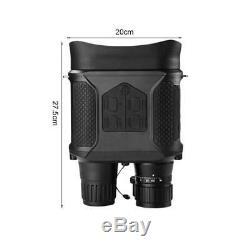 Infrarouge Binocular Numérique De Vision Nocturne Haute Définition Hd Telescope Nv400-b Hot