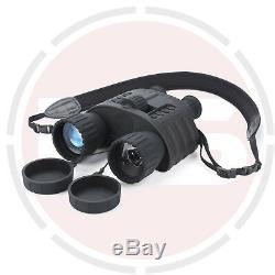 Jumelles 4-20x50 Digital Night Vision / Jumelles De Surveillance Nocturne