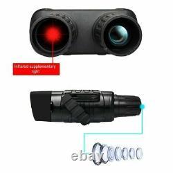 Jumelles De Nuit Vision Infrarouge B1 Numérique Hd Zoom Vidéo Enregistrement Écran LCD