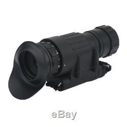 Jumelles De Vision Nocturne Numériques 40x60 Hd Sur Le Toit Pour L'observation Des Oiseaux, Chasse Au Télescope
