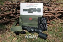 Lampe De Vision Nocturne Intelligente Numérique Atn X-sight II Hd 5-20x + Lampe De Poche Ir850