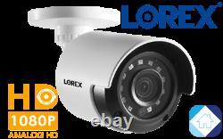 Lorex 1080p Hd 16 Channel Security System 2tb Hdd Dvr & 4-1080p Hd Cameras Nouveau