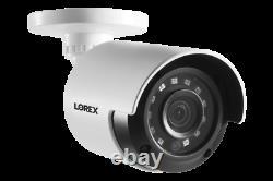 Lorex 1080p Hd 8-channel Security System 1tb Hd Dvr 8x Hd Cameras Lx1081-88 Nouveau