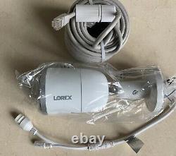 Lorex 4k Ultra Hd Smart Deterrence Ip Camera Avec Smart Motion Plus E892ab