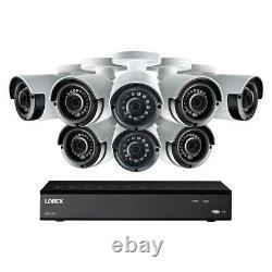 Lorex Corp. Lha21081tc8lc 1080p Hd 8 Channel Dvr Security System Avec 8 1080p