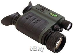 Luna Optics Digital Day / Night Vision Haute Définition Binocular Ln-db60-hd