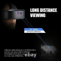 Lunettes De Vision Nocturne Lunettes Appareil Scope Sight Binocular Digital Night Hunting