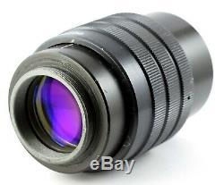 M42 Cyclop Helios Vision 100mm F / 2 Nuit Lentille T3c-2 Urss 40-2 Rare Bokeh 12/100