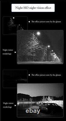 Mini Télescope Monoculaire Numérique Infrarouge De Vision Nocturne Pour La Chasse De Jour Et De Nuit