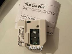 Module Visonic Gsm-350 Gsm Pour Les Systèmes Powermaster Et Powermax