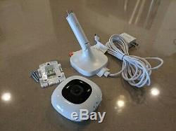 Nanit Plus Smart Monitor Bébé Et Mur Caméra Avec Vision Nocturne Mont