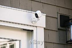 Netgear Arlo Système De Caméra Avec 2 Arlo Fil Sans Intérieur / Extérieur Caméras / Ou Hd