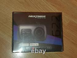 Nextbase 622gw 4k Ultra Hd Dash Cam Avec Amazon Alexa Gps Wifi Noir Newsealed