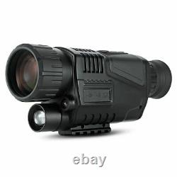 Night Vision Hunting Thermal Image Monocular Telescope Digital 8x 200m Infrarouge