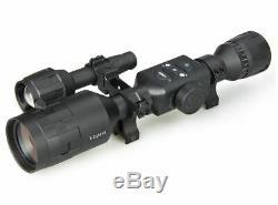 Night Vision Rifle Scope Chasse Entièrement Numérique De Haute Qualité Professionnelle Portée