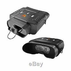 Nightfox 100v Grand Écran Numérique De Vision Nocturne Infrarouge Avec Zoom Binocular 3x20