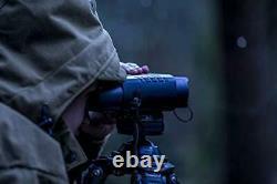 Nightfox 100v Large Écran Numérique Vision Nocturne Infrarouge Jumelle Avec Zoom 3x20