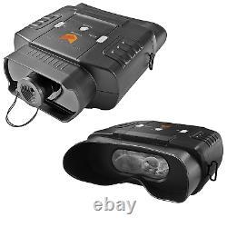 Nightfox 100v Widescreen Digital Night Vision Jumelle Infrarouge Avec Zoom 3x20
