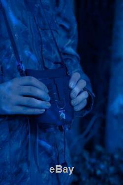 Nightfox 110r Grand Écran De Vision Nocturne Infrarouge Binocular Numérique 165yd Gamme