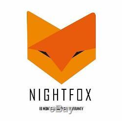 Nightfox Jumelles Infrarouges À Vision Nocturne Numérique À Vision Panoramique 100v Avec Zoom 3x20