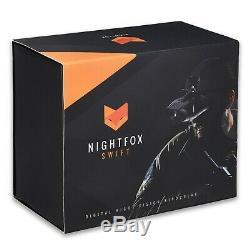 Nightfox Swift Lunettes De Vision Nocturne Infrarouge Numérique 70m Range