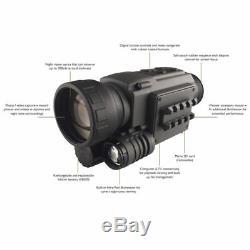 Nouveau Hawke Nite Eye Nv2000 5 X 40 Numérique De Vision Nocturne # 47100 Stock Au Royaume-uni