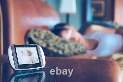 Nouveau Motorola Mbp36s Digital Video Baby Monitor Camera Avec Night Vision LCD Hd