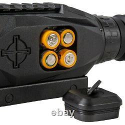 Nouveau Point De Vue Wraith Hd 2-16x28 Journée Numérique/riflescope De Vision De Nuit Sm18021