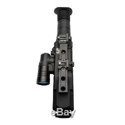 Nouveau Pulsar Digisight Ultra N450 Numérique Night Vision Riflescope 850nm Pl76617