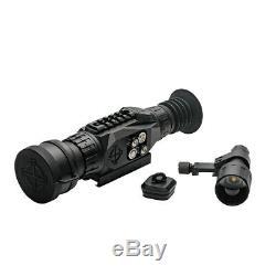 Nouveau Sightmark Wraith Hd 4-32x50 Vision Jour / Nuit Numérique Rifle Scope Sm18011