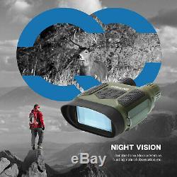 Numérique Illuminateur Infrarouge De Vision Nocturne Jumelles Enregistrement Vidéo Adjustable32g