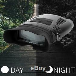 Numérique Jumelles De Vision Nocturne Ir Caméra Infrarouge Portée Hunting Telescope Hd
