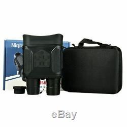 Numérique Nv400b Infrarouge Hd Night Vision Chasse Binocular Portée De La Caméra Vidéo