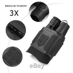Numérique Nv400b Infrarouge Hd Night Vision Hunting Vidéo Came Binocular Scopes B7q6