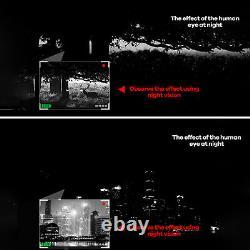 Nv0535 Étendue De La Vision De Nuit Caméra Numérique Ir Monoculaire Dispositif De Chasse En Plein Air