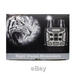Nv3180 Infrarouge Jumelles De Vision Nocturne Numérique Hd Ir Caméra Enregistrement 0.3mp