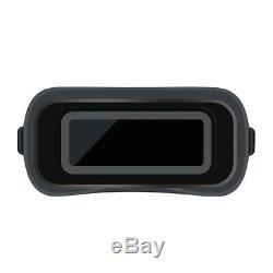 Nv3180 Vision Nocturne Infrarouge Jumelles Numérique Hd Ir Caméra 0.3mp Enregistrement