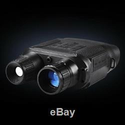 Nv400b Numérique De Vision Nocturne Infrarouge Appareil Jumelles Portée Chasse Caméra Ir